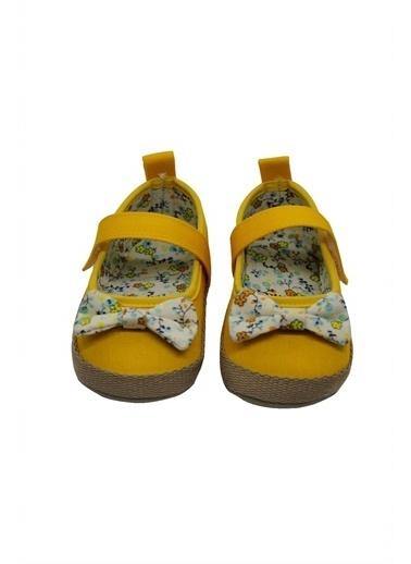 First Step Bebek Patik G-2076 Sarı